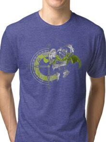 Chrono Frogo Tri-blend T-Shirt