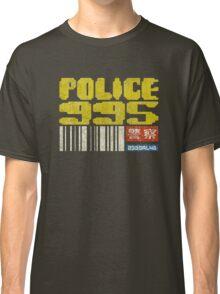 Blade Runner Police 955 Classic T-Shirt
