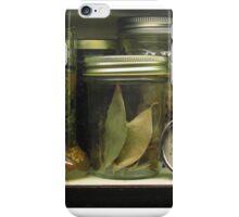 The Cupboard Spice Rack iPhone Case/Skin