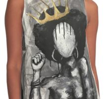 Naturally Queen Contrast Tank