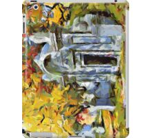 The Crypt - painted iPad Case/Skin
