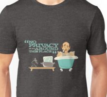 Carousel of Progress - Orville - No Privacy Unisex T-Shirt
