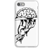 Brain On a Platter Ink iPhone Case/Skin