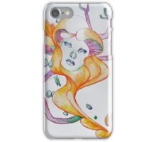 Butterflies and Needles iPhone Case/Skin