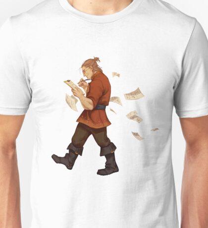 DAI crew Varric Unisex T-Shirt