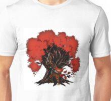 Cherry Samurai  Unisex T-Shirt