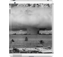 Bikini Atoll Nuclear Test iPad Case/Skin