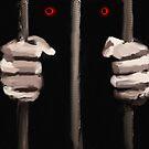 Behind the bars by John Ryan