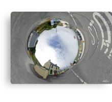 Glencolmcille - Biddy's Crossroads Pub(Sky-in) Metal Print