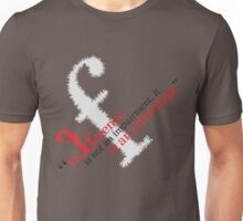 Difference is not an impairment. It is an advantage. Unisex T-Shirt