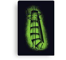 Glow Bug Canvas Print