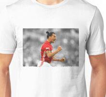 Zlatan Ibrahimovic Manchester United 9  Unisex T-Shirt