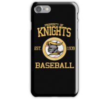 Gotham City Knights Baseball iPhone Case/Skin