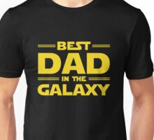 Star Wars - Best Dad in The Galaxy Unisex T-Shirt