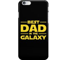 Star Wars - Best Dad in The Galaxy iPhone Case/Skin