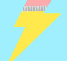 Pencil Bolt by nicwise