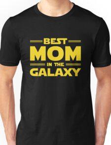 Star Wars - Best Mom in The Galaxy Unisex T-Shirt