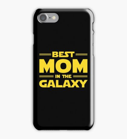 Star Wars - Best Mom in The Galaxy iPhone Case/Skin