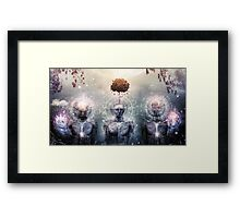 Hope For The Sound Awakening Framed Print