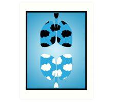 TFIOS Lungs Art Print