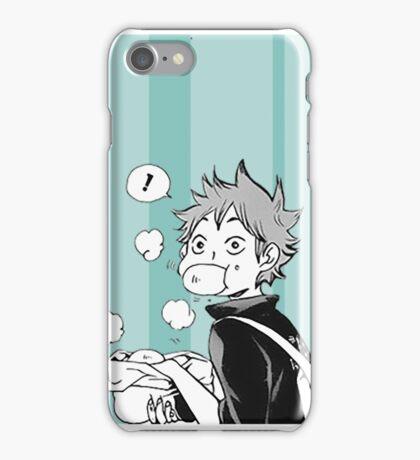 Hinata Meat Buns iPhone Case/Skin
