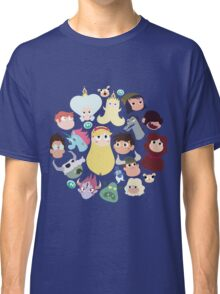 Star vs. the Forces of Evil Characters Classic T-Shirt