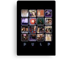 Pulp - Disco 2000 Canvas Print