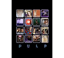 Pulp - Disco 2000 Photographic Print
