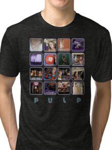 Pulp - Disco 2000 Tri-blend T-Shirt