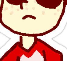 davey  Sticker