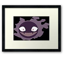 Ghastly Framed Print