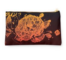 Gradient Rose Studio Pouch