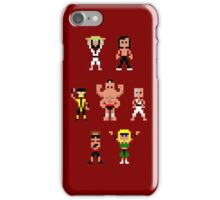 Tiny Kombat iPhone Case/Skin