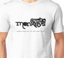Arctic Monkeys - WPSIATWIN Unisex T-Shirt