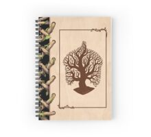 The Dryad's Diary Spiral Notebook