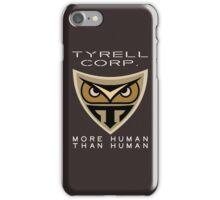 Blade Runner Tyrell Corp logo iPhone Case/Skin
