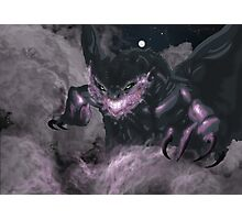 Night Fury Photographic Print