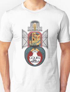 "Court of Angels - ""Court des Anges"" T-Shirt"