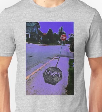 Stop War! Unisex T-Shirt