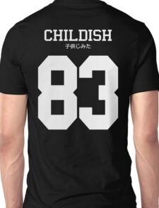 Childish Jersey Unisex T-Shirt