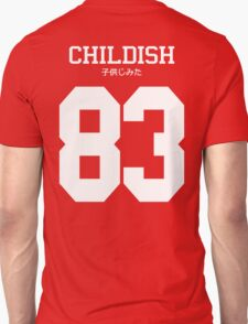 Childish Jersey T-Shirt