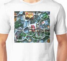 Abandoned Recycles Unisex T-Shirt