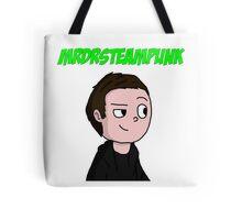 Smirking Lukas Tote Bag