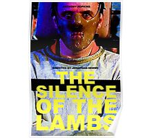 THE SILENCE OF THE LAMBS 7 Poster
