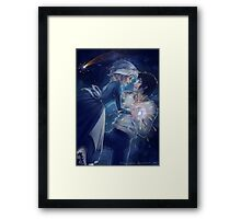 Howl and Sophie Framed Print