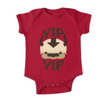 YIP YIP APPA! One Piece - Short Sleeve