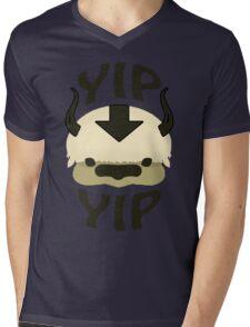 YIP YIP APPA! Mens V-Neck T-Shirt