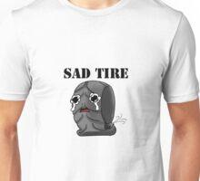 The Sad Tire Unisex T-Shirt