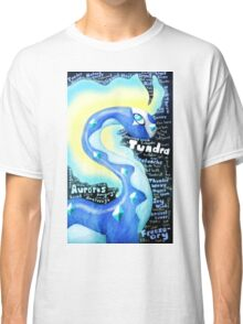 Aurorus Words Classic T-Shirt