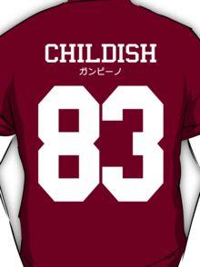 Childish ガンビーノ Jersey T-Shirt